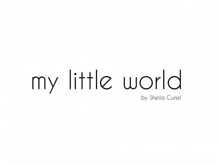 welcome to my little world!